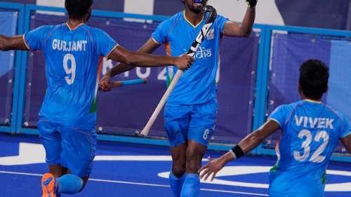 olympic:গ্রেট ব্রিটেনকে হারিয়ে সেমিফাইনালে ভারতীয় হকি দল