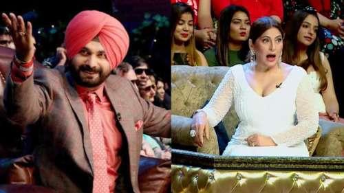 Kissa Kursi Ka: Archana Puran Singh memes trend after Sidhu quits Punjab Congress