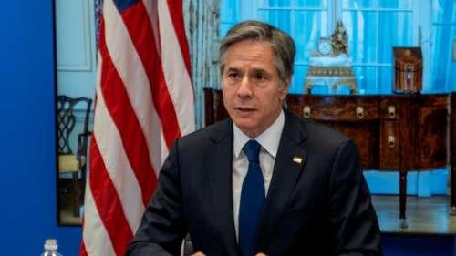 US के विदेश मंत्री ब्लिंकन 27 जुलाई को आएंगे भारत, चीन और अफगानिस्तान होगा बातचीत का फोकस !