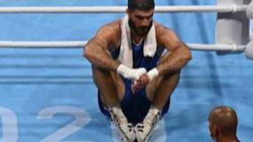 Tokyo Olympics 2020: Mourad Aliev lodges sit-in protest after disqualification