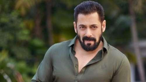 Salman has a daughter?