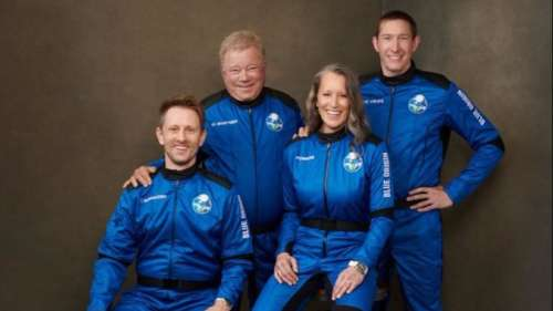 Reel to Real: Star Trek's Captain Kirk, William Shatner becomes oldest person to go to Space