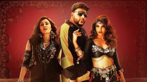 Badshah, Jacqueline Fernandez and Aastha Gill's 'Paani Paani' is topping charts