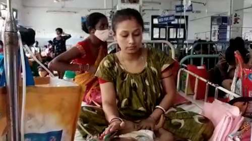 Child Fever: শিশুদের জ্বর, শ্বাসকষ্ট মোকাবিলায় নতুন নির্দেশিকা স্বাস্থ্য দফতরের