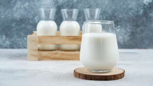 Trouble getting some shut-eye? Warm milk is here to soothe your sleepless soul
