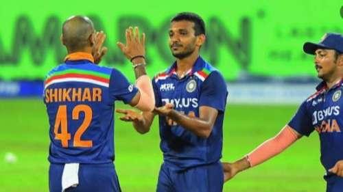 India vs Sri Lanka T20: भारत ने 38 रनों से जीता मैच, 126 रन पर ढेर हुई लंकाई टीम