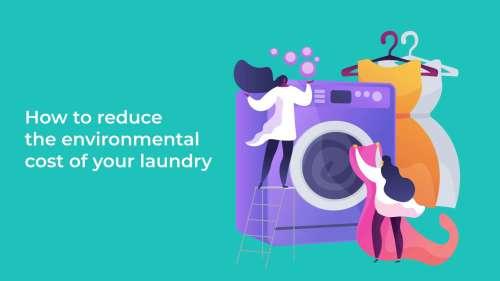 Do washing machines damage the environment? How you can minimise impact