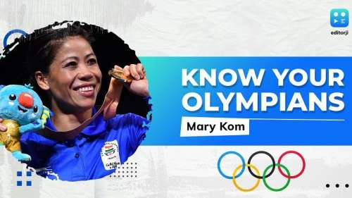 Mary Kom aiming for gold