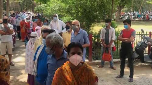 India Covid tally: Slight uptick as over 39k cases reported in 24 hours