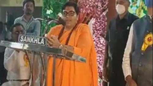 Bhopal MP Pragya Thakur: person who shot my viral kabaddi video a ravana