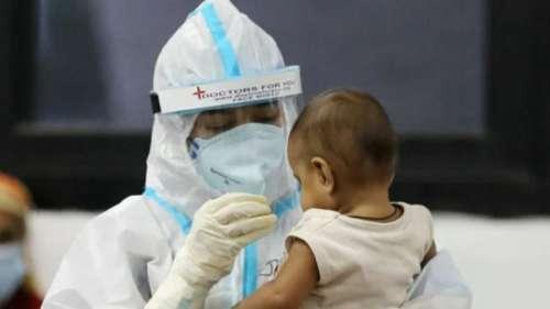 Corona Tragedy: द लैंसेट का दावा- भारत में 14 माह में कोरोना से 1.19 लाख बच्चे हुए 'अनाथ'