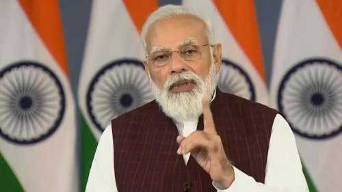 Some see human rights violations in certain incidents, not in others: Modi