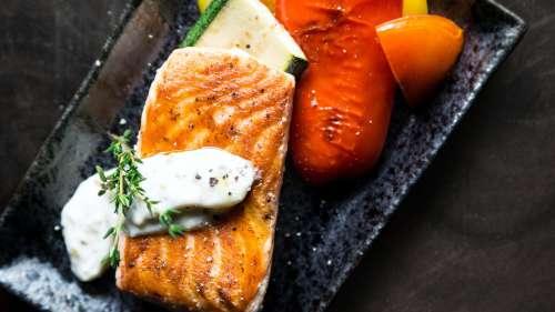 Benefits of pescatarian diet