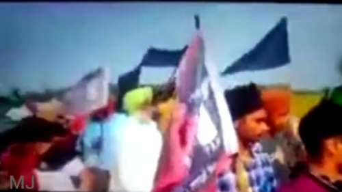 Video appears to show farmers being run over by an SUVin Lakhimpur