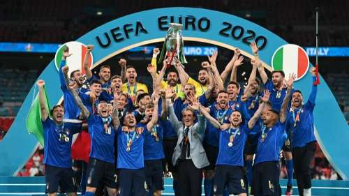 Heartbreak for England as Italy win Euro 2020 after a dramatic penalty shootout