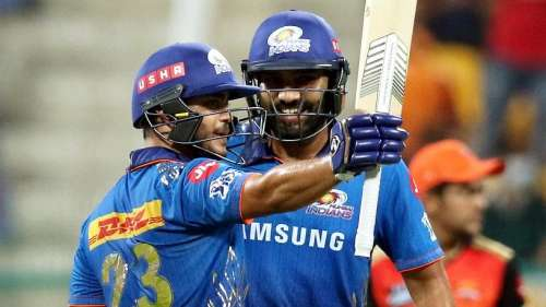 'We didn't play as a team' says Rohit after Mumbai Indians are knocked out of IPL