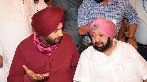 Sidhu Vs Captain:  सुलझ गया पंजाब कांग्रेस का संकट, कैप्टन-सिद्धू ने की गर्मजोशी से मुलाकात