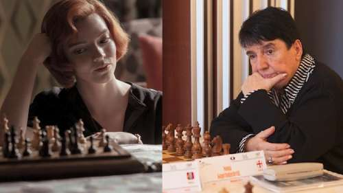 Netflix sued by ex-soviet Chess Champion over 'sexist' remark in 'The Queen's Gambit'