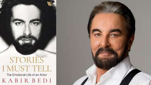 The stories he must tell: Kabir Bedi in conversation with Vikram Chandra