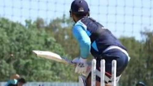'3 sleeps away from the big game': India trains ahead of WTC finals
