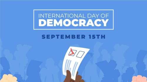 International Day of Democracy 2021: जानिए क्यों मनाया जाता है अंतर्राष्ट्रीय लोकतंत्र दिवस?