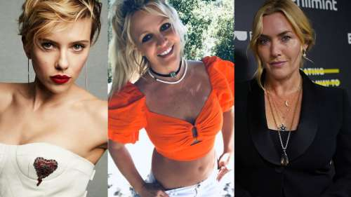 Scarlett Johansson, Britney Spears, Kate Winslet on Time's list of 100 most influential people of 2021