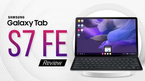 Samsung Galaxy Tab S7 FE Review: I like big Tabs and I cannot lie!