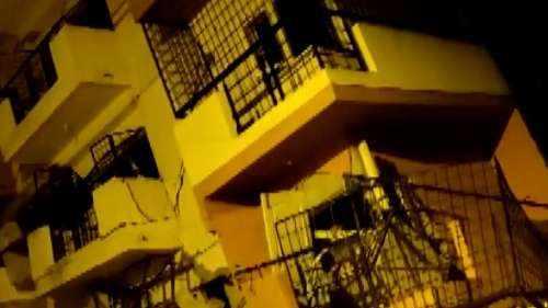 Bengaluru building evacuated after tilt reported, to be demolished by authorities