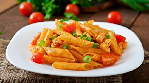 Pasta Chips: how you can make this viral snack at home!
