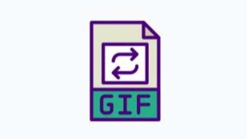 मनचाहे वीडियो की GIF बनाएं