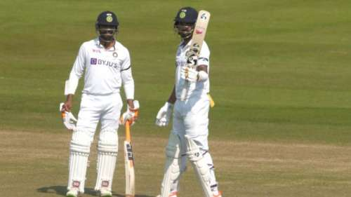 KL Rahul & Jadeja shine as Indians score 306/9 on Day 1 of the practice game vs County XI
