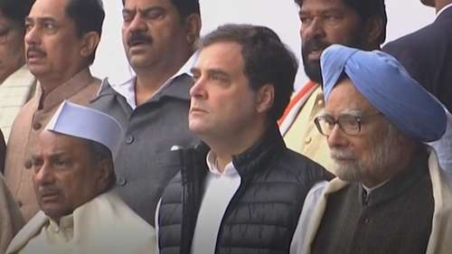 Worse than DeMo: Rahul flays Centre over Citizenship Act, NRC