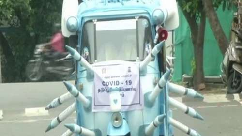 Covid-19 'vaccine auto'