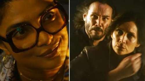The Matrix Resurrections trailer: Keanu Reeves returns as Neo, Priyanka Chopra 'thrilled'