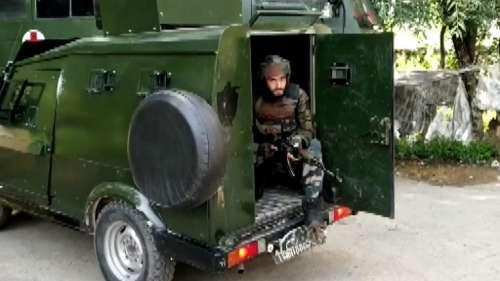 J&K: 2 terrorists killed, 3 soldiers injured in Bandipora encounter