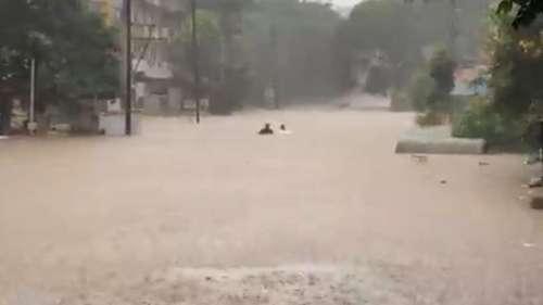 Maharashtra Rains: भारी बारिश के कारण कोल्हापुर में करीब 50 लोगों की मौत, कई अन्य लापता