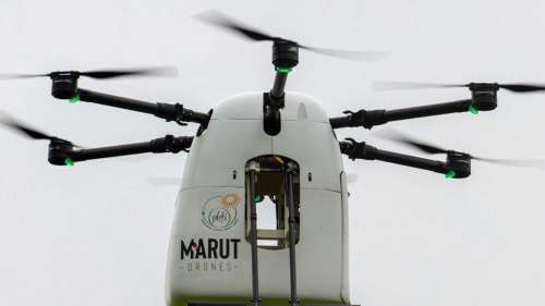 Drone-delivery of vaccines