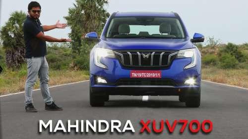 Mahindra XUV700 review