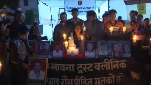 Bhopal gas tragedy: matter delayed as Justice Bhat recuses