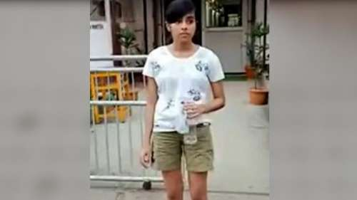 Assam: 19-year-old girl, in shorts, made to wrap curtain to sit for exam
