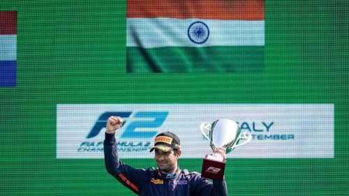 Formula 2: Jehan Daruvala picks up season's first win in Monza, Sachin congratulates