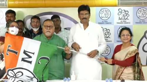 Bengal: another BJP MLA joins TMC, third saffron party lawmaker to do so
