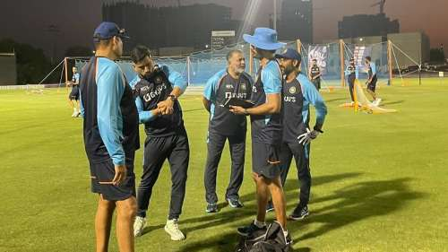 T20 World Cup 2021: Mentor MS Dhoni joins Team India in UAE