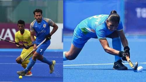 Harmanpreet Singh, Gurjit Kaur win best player awards as India sweep FIH awards