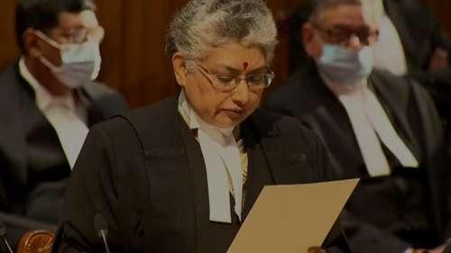 Supreme Court female judges: ঐতিহাসিক মুহূর্ত! একসঙ্গে ৩ মহিলা বিচারপতির শপথ