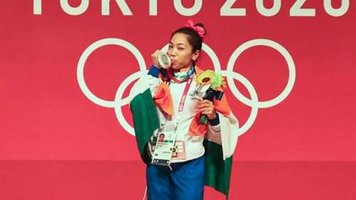 Tokyo Olympics: मीराबाई चानू को Dominos ने दिया खास गिफ्ट, लाइफटाइम फ्री पिज्जा देगी कंपनी
