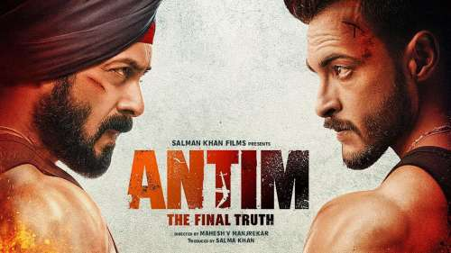 Salman Khan and Aayush Sharma-starrer 'Antim: The Final Truth' gets a theatrical release date