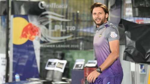 'Shahid Afridi for Taliban PM': former Pakistan cricketer faces flak for praising militant group