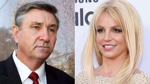 Britney Spears' father files to end conservatorship that controls his daughter's life