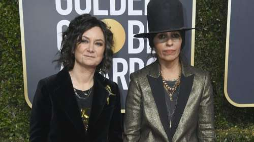 Sara Gilbert files for legal separation from Linda Perry